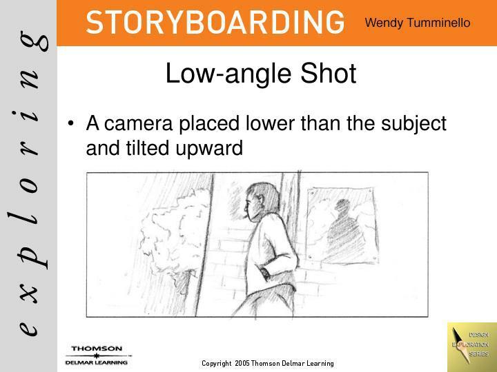 Low-angle Shot