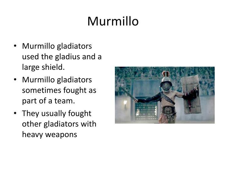 Murmillo