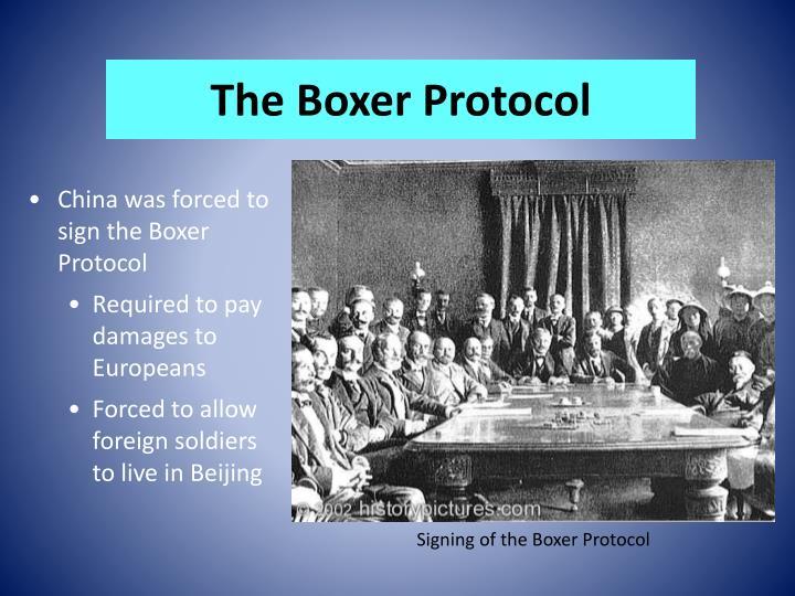 The Boxer Protocol