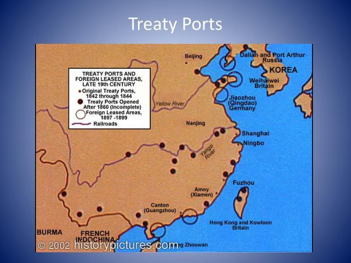 Treaty Ports