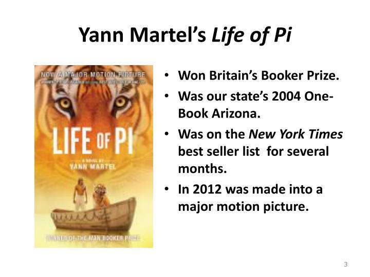 Yann Martel's