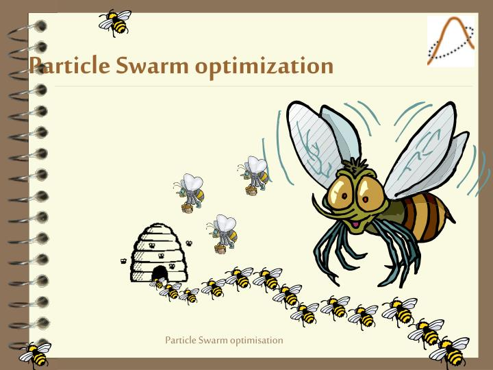 Particle Swarm optimizat