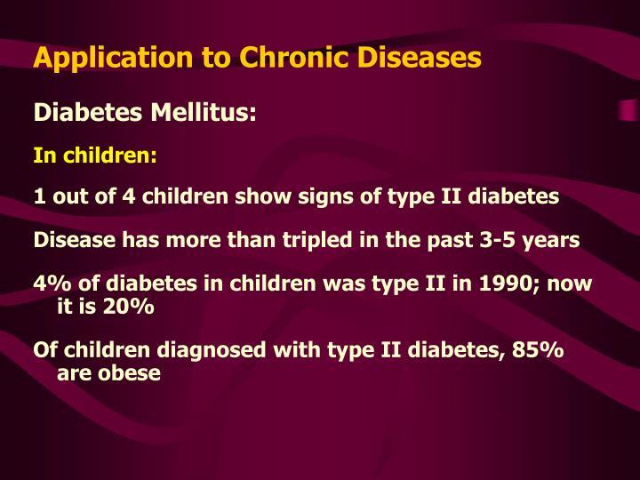 Diabetes Mellitus:
