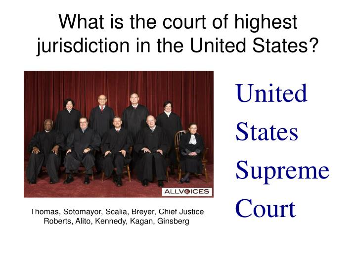 Thomas, Sotomayor, Scalia, Breyer, Chief Justice Roberts, Alito, Kennedy, Kagan, Ginsberg