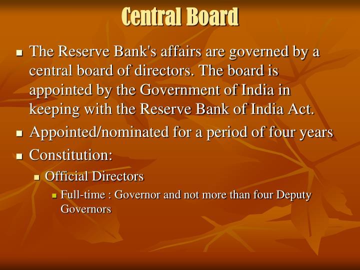 Central Board