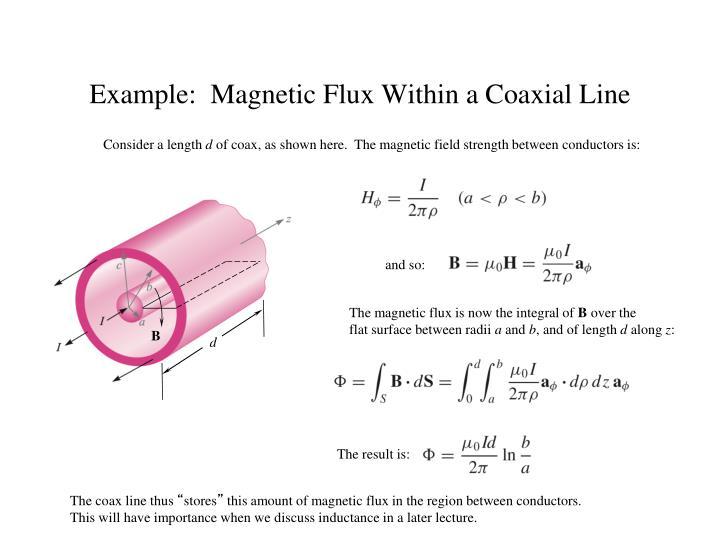 Consider a length