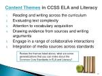 content themes in ccss ela and literacy1