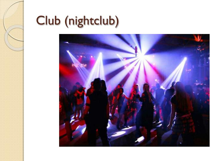 Club (nightclub)