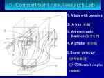 5 compartment fire research lab1