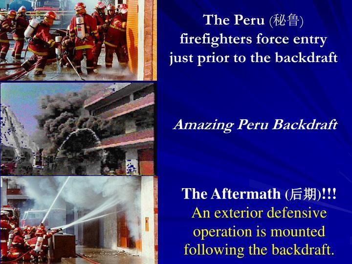 The Peru