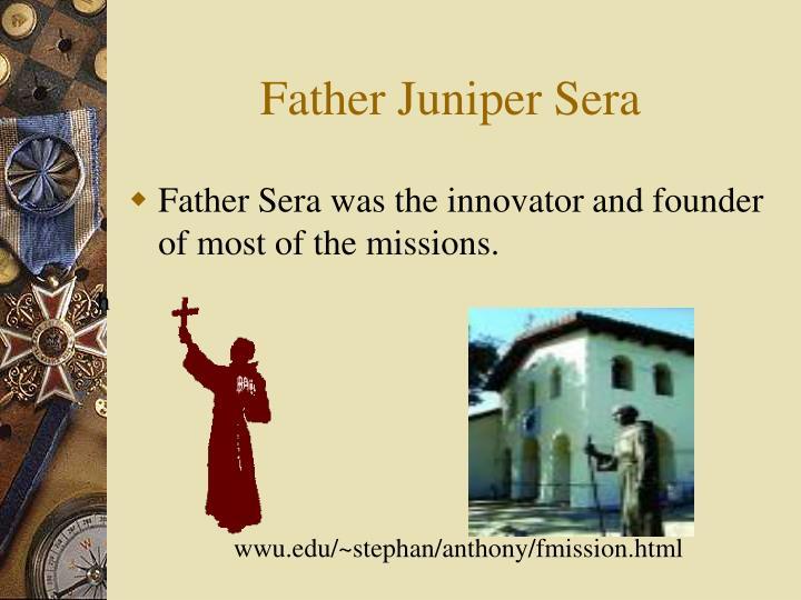 Father Juniper Sera