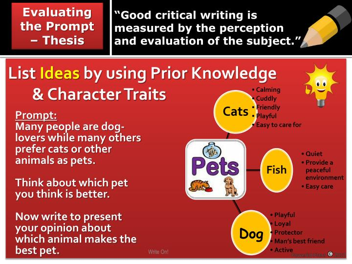 evaluating a subject essay Writing an evaluation essay can be fun if you are very interested in the chosen topic take time creating a set of criteria to evaluate your topic questions.