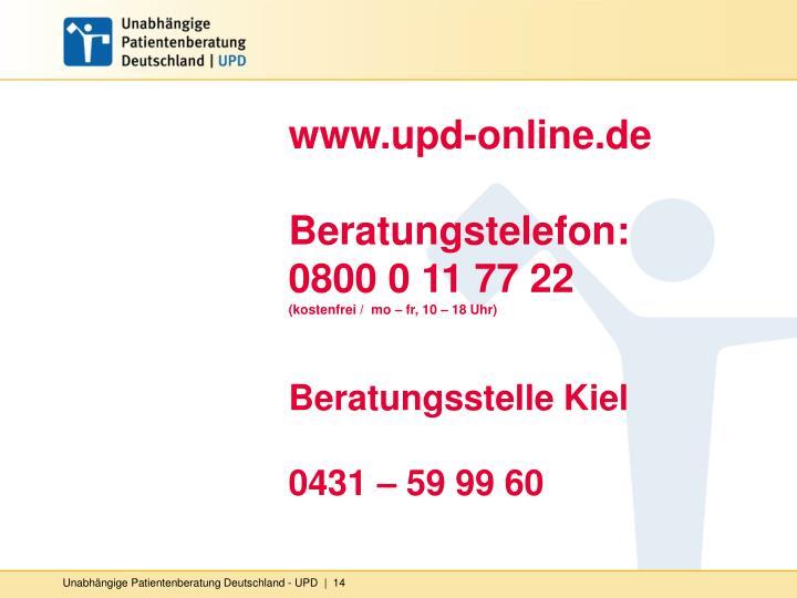 www.upd-online.de