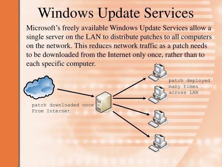Windows Update Services