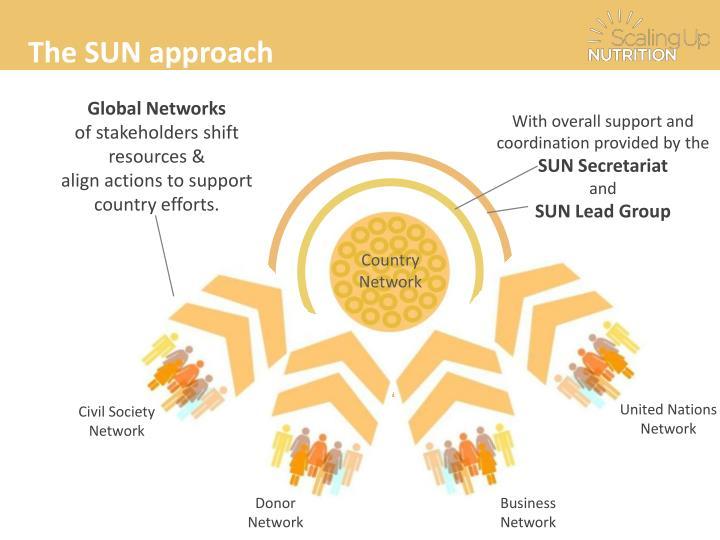 The SUN approach