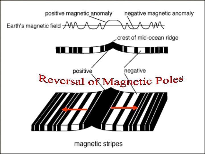 PALEOMAGNETISM-  THE STUDY OF MAGNETISM IN ANCIENT ROCKS