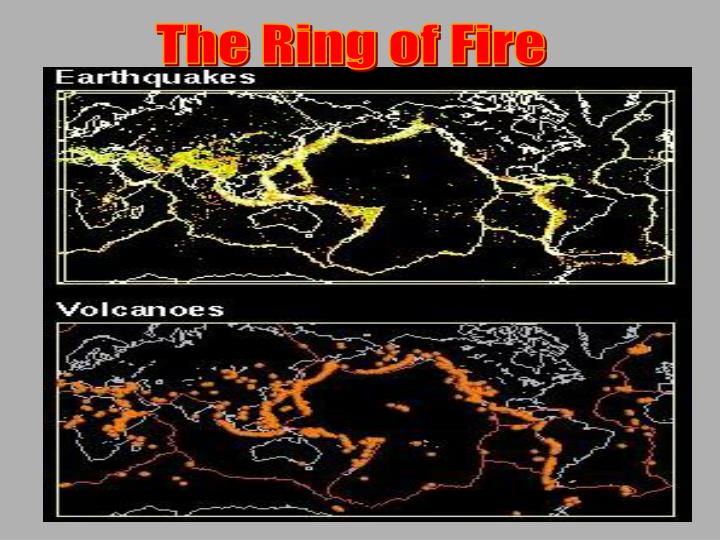 The Ring of Fire