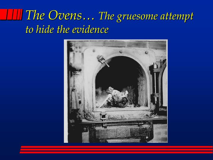 The Ovens…