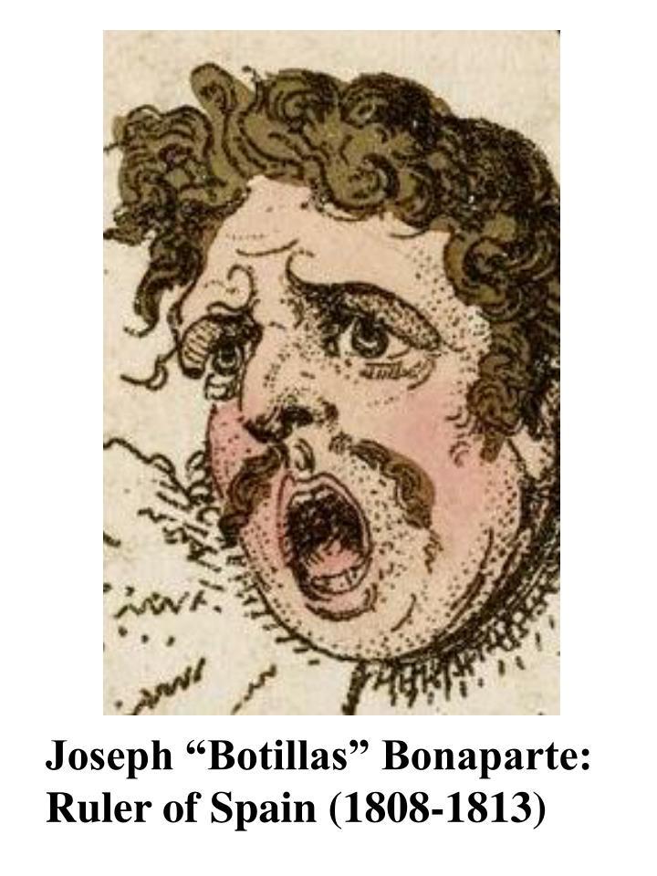 """Joseph """"Botillas"""" Bonaparte:"""