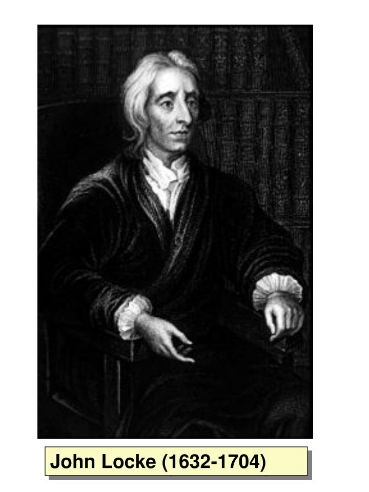 John Locke (1632-1704)