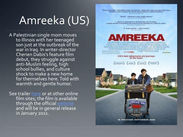 Amreeka (US)