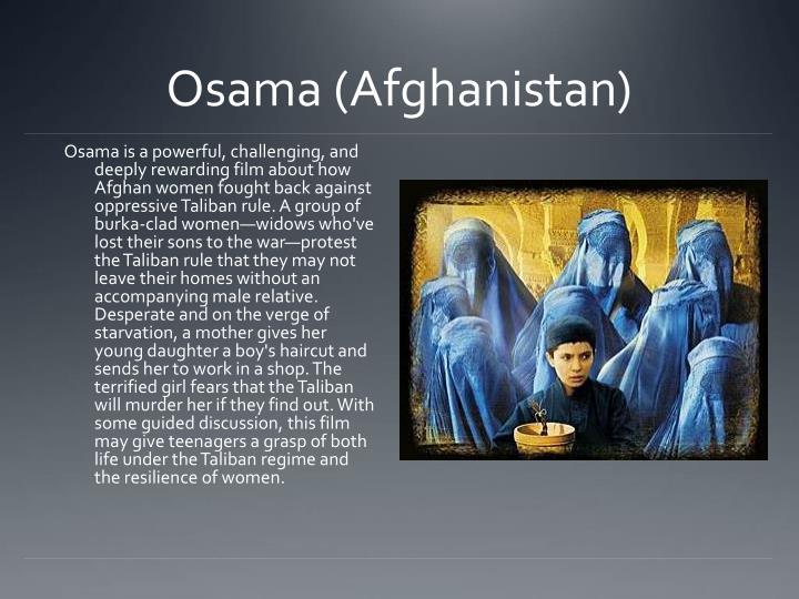 Osama (Afghanistan)
