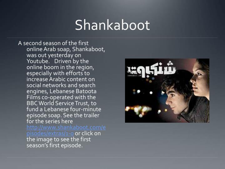 Shankaboot