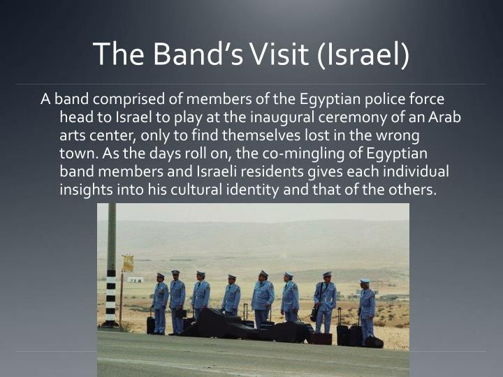 The Band's Visit (Israel)