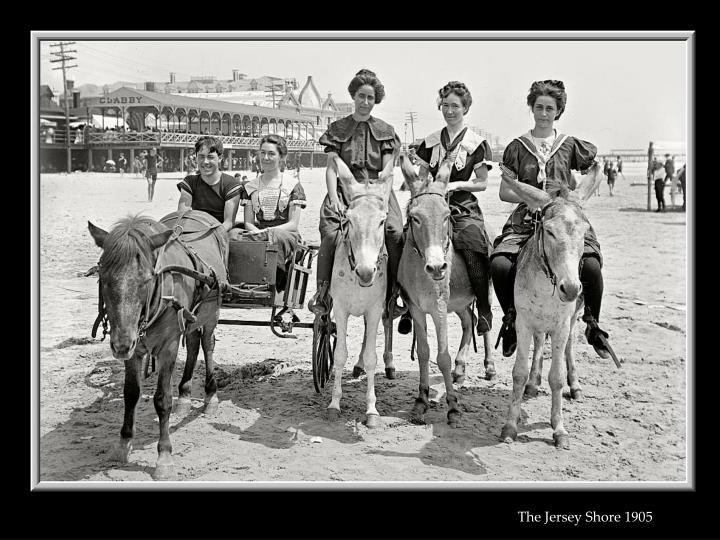 The Jersey Shore 1905