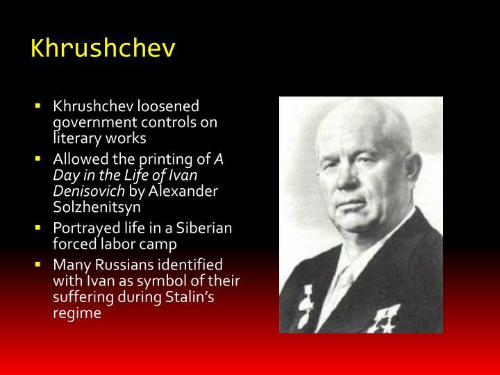 Khrushchev