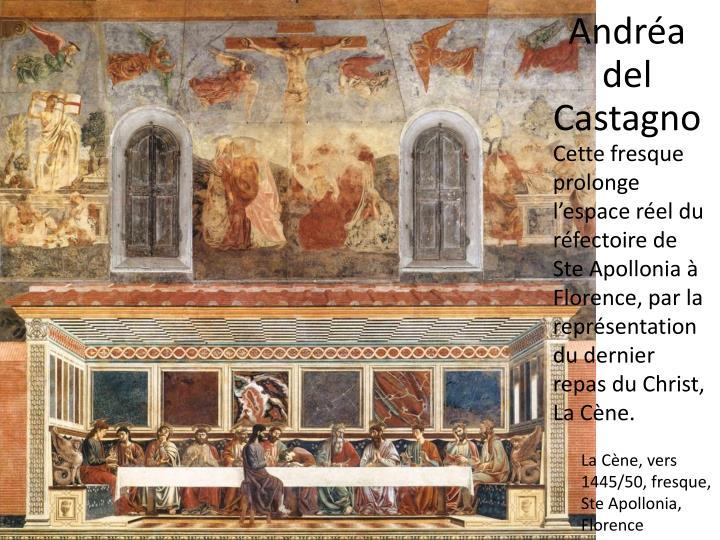Andréa del Castagno