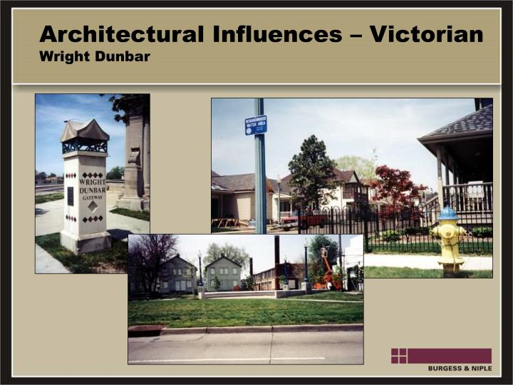 Architectural Influences – Victorian
