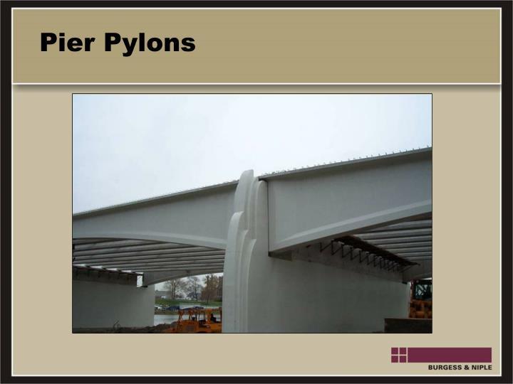 Pier Pylons
