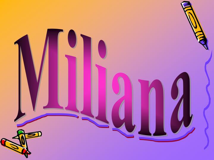 Miliana