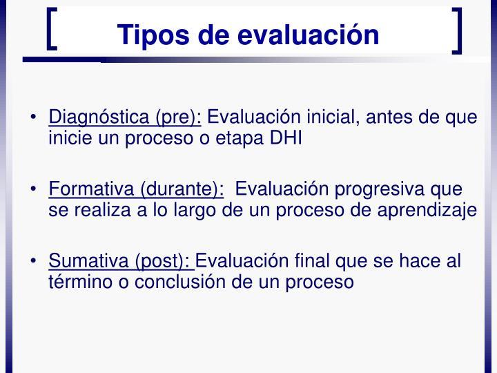 Diagnóstica (pre):
