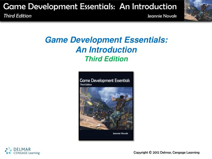Game development essentials an introduction third edition