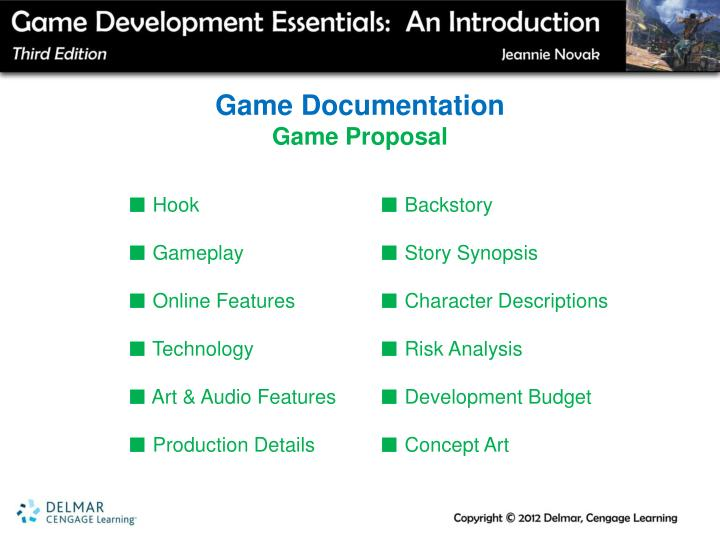 Game Documentation