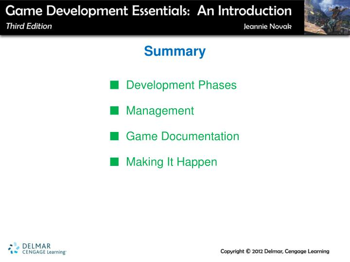 ■	Development Phases