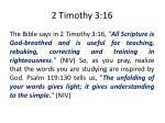 2 timothy 3 16