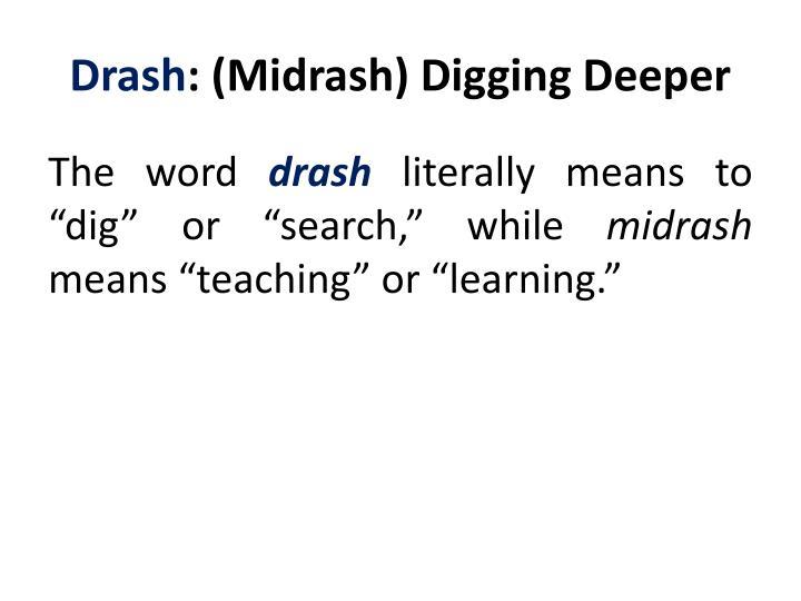 Drash