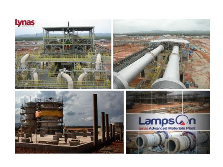 Lynas radioactive waste dumping from rare earth refining