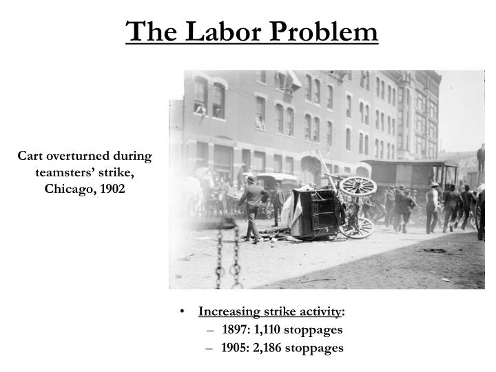 The Labor Problem