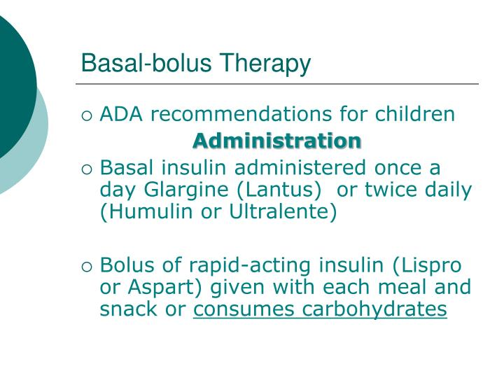 Basal-bolus Therapy