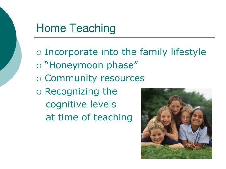 Home Teaching