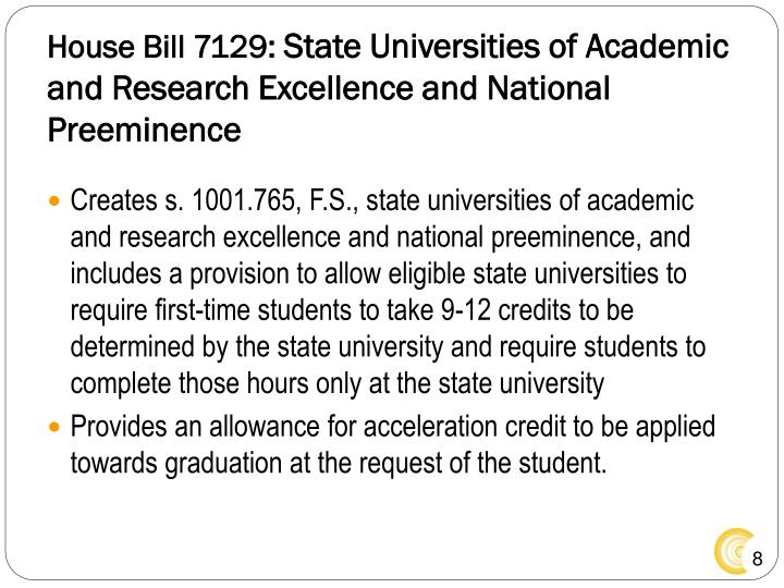 House Bill 7129: