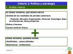 criterio 2 pol tica y estrategia2