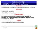 la evaluaci n efqm6