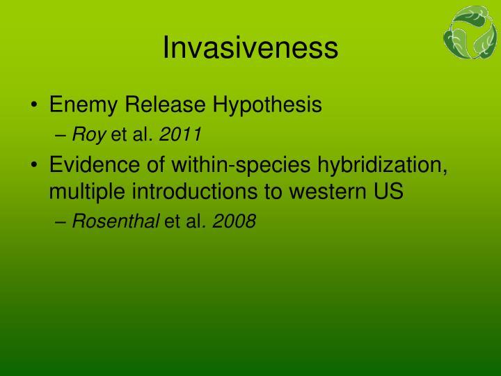 Invasiveness