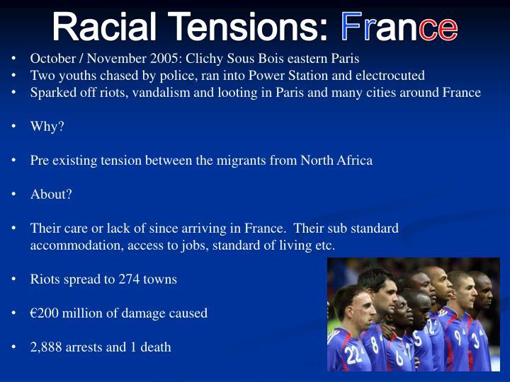 Racial Tensions: