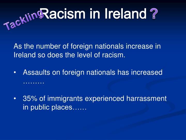 Racism in Ireland